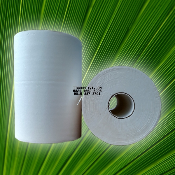 Hand Roll Tissue (HRT) Livi Evo Premium 12 roll x 150 Mtr / Dus